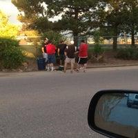 Photo taken at Arapahoe High School by Jordan K. on 7/31/2013