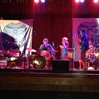Photo taken at The Historic German House Auditorium & Events Center by Rachel A. on 10/19/2013