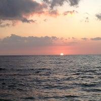 Photo taken at Kukio Beach @ Four Seasons by Tricia M. on 8/27/2013