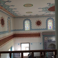Photo taken at Nevnihal Hatun Camii by Ali A. on 11/25/2016