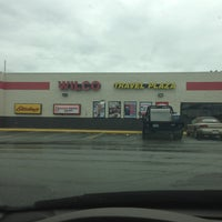 Photo taken at Wilco Travel Plaza by Megan M. on 7/2/2013
