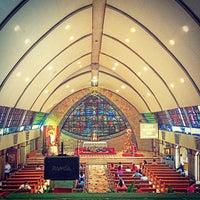 Photo taken at San Ildefonso Parish by Jestine Nell P. on 5/12/2013