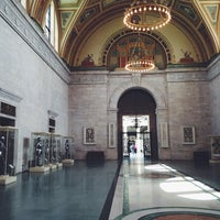 Photo taken at Detroit Institute of Arts by Nicole d. on 7/28/2013