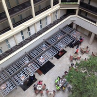 Photo taken at Embassy Suites by Hilton Nashville Airport by Raeley S. on 8/20/2016