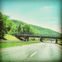 Photo taken at Mass Pike by Michael O. on 6/15/2013