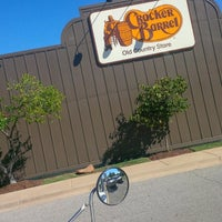 Photo taken at Cracker Barrel Old Country Store by Andy d. on 9/29/2013