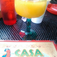 Photo taken at Casa Fiesta by Trinise A. on 8/17/2013