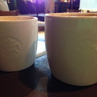 Photo taken at Starbucks by Lucia B. on 10/10/2014