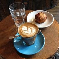 Photo taken at Bluebird Coffee Shop by Nigar G. on 1/18/2013