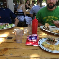 Photo taken at Ross Island Grocery & Cafe by Albert W. on 8/18/2013