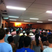 Photo taken at Igreja Batista da Lagoinha by LuckBatera D. on 2/21/2015