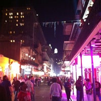 Photo taken at Bourbon Street by Prithvi on 4/6/2013