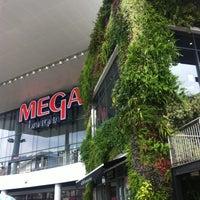 Photo taken at Megabangna by usanee C. on 5/24/2013