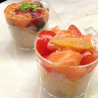 Photo taken at Sushi of Gari at The Plaza Hotel Food Hall by Erick W. on 8/11/2013