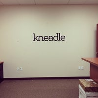 Photo taken at Kneadle, Inc. by Christopher D. on 1/14/2014