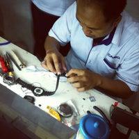 Photo taken at Casio Service & Sales Center by belinda s. on 12/1/2012