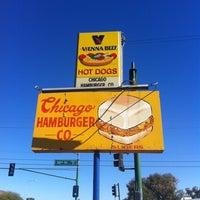 Photo taken at Chicago Hamburger Company by Cameron G. on 11/24/2012