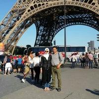 Photo taken at Hôtel Auteuil Tour Eiffel by Nermin B. on 6/6/2015