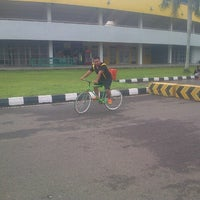 Photo taken at Jakabaring Sport City (JSC) by Modus M. on 1/11/2015