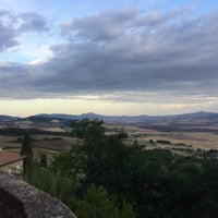 Photo taken at Pienza by Emile d. on 7/25/2016