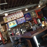 Photo taken at The Curb Bar & Grill by Jeff T. on 8/16/2015
