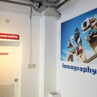 Photo taken at Lomography+ / ロモグラフィープラス by Oribe on 6/4/2013