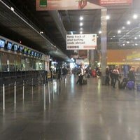 Photo taken at Brussels South Charleroi Airport (CRL) by Jean claude S. on 10/29/2012
