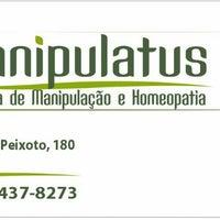 Photo taken at Manipulatus Farmácia by Rafael Alexandre K. on 1/20/2014