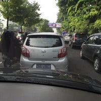Photo taken at Jalan Jend. Ahmad Yani by Andri R. on 3/17/2015