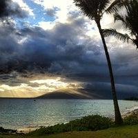 Photo taken at Kamaole Beach Park I by Chris N. on 6/29/2012