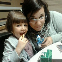 Photo taken at McDonald's by Marica A. G. on 10/20/2011