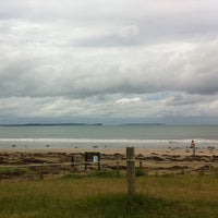 Photo taken at Long Bay Beach by Nadine L. on 3/27/2011