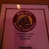 Photo taken at McKinney Avenue Tavern by Joey I. on 3/12/2011