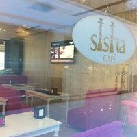 Photo taken at Sisha Cafe by Anderun M. on 8/8/2012