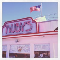 Photo taken at Ruby's Diner by Chad M. on 6/18/2012