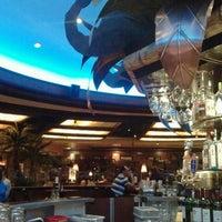 Photo taken at Elephant Bar Restaurant by Brianna B. on 1/29/2012