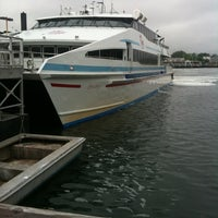 Photo taken at Hy-Line Cruises Ferry Docks by Benjamin L. on 6/10/2011