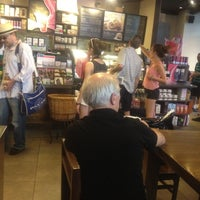 Photo taken at Starbucks by Blondi on 8/6/2012