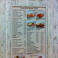 Photo taken at BreadTalk / Toast Box by Josie C. on 4/18/2012