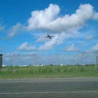 Photo taken at Henry E. Rohlsen Airport (STX) by Chris P. on 8/30/2011