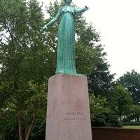 Photo taken at University of North Carolina at Greensboro by Kristopha H. on 8/6/2011