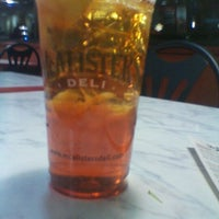 Photo taken at McAlister's Deli by Nan F. on 11/19/2011
