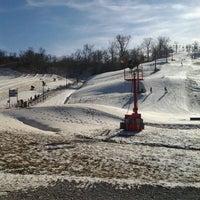 Photo taken at Snow Creek Ski Area by Natali S. on 1/15/2012
