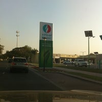 Photo taken at ENOC - Green Station by Fahad T. on 2/13/2012
