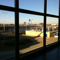 Photo taken at Aeropuerto de Sevilla (SVQ) by Jose G. on 12/22/2011