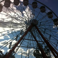 Photo taken at Indiana State Fairgrounds by Erin on 8/18/2012