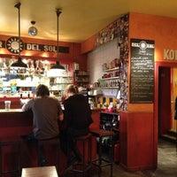 Photo taken at Bar Del Sol by Tom V. on 1/17/2012