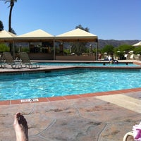 Photo taken at Legacy Golf Resort Poolside by Chris C. on 4/13/2012