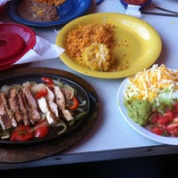 Photo taken at Tres Amigos Cantina by Yoleris S. on 2/1/2012
