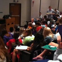 Photo taken at Miller Hall by Annie S. on 9/8/2011